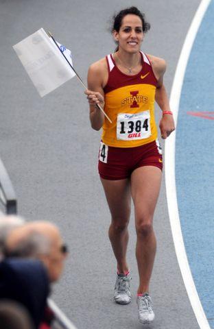Kianna Elahi Iowa State 400m hurdler