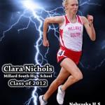 Clara Nichols Wins USATF Youth 800 Meter Championship