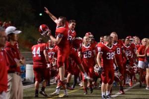 Millard South Patriots Celebrate