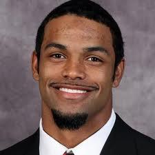 Nebraska Football player Niles Paul