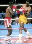 Ray Leonard vs. Thomas Hearns 1989