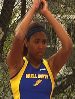 LaQue Moen-Davis Nebraska HS Track and Field Great