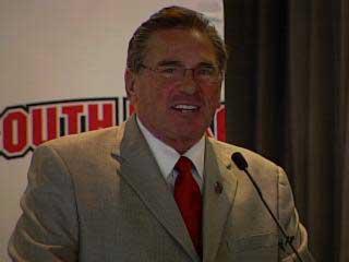 Joe-Glenn University of South Dakota Head Football Coach image