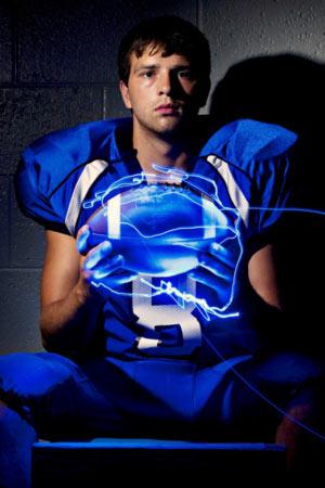 Elijah-Flener, Football Butler County Mugshot Image