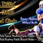 Bobby Mills' 1000 Yard Club—2012 Edition