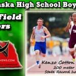 MHN 2013 Nebraska High School Track and Field Leaders
