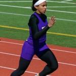 NE Class A Track & Field Districts: Freshman Chloe Akin-Otiko Clocks NE 2nd All-Time Best 200m